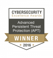 Cybersecurity Excellence Awards2016