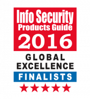 Info Security PG's Global Excellence Awards 2016